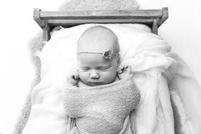 Alma Kristine | Nyfødtfotografering
