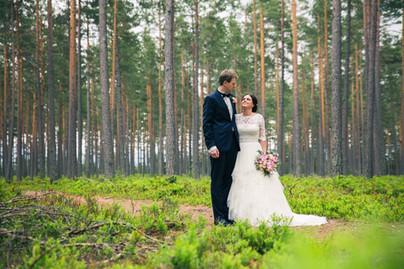 Mari + Morten | Heggen kirke, Jahrmoen og  Kobåltgruvene | Halvdagsbryllup
