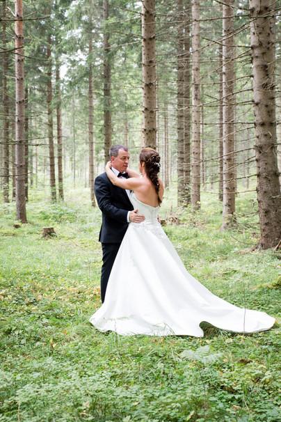 Heidi +  Morten | Hval kirke | Ringkollstua