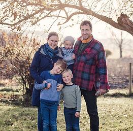 Familiefotografering, Silje Karlsrud Nyhus, Hjertelig foto