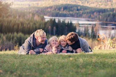 Familiefotografering | Sokna