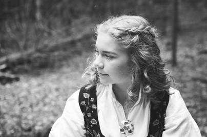Hannah-Mathilde | Konfirmasjonsfotografering