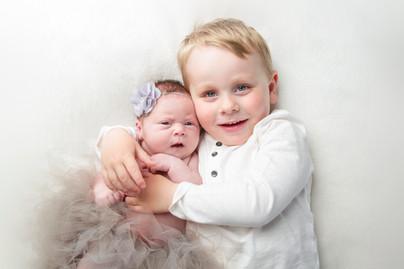 Odin og Erle | Nyfødtfotografering