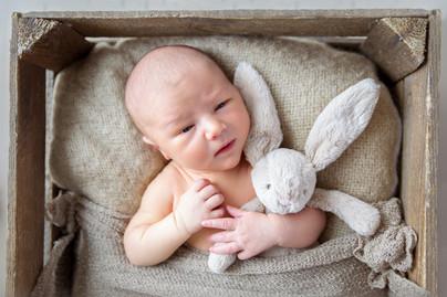 Arthur | Nyfødtfotografering