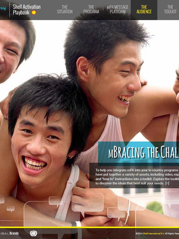 Internal Branded mPowering Action Digital Playbook