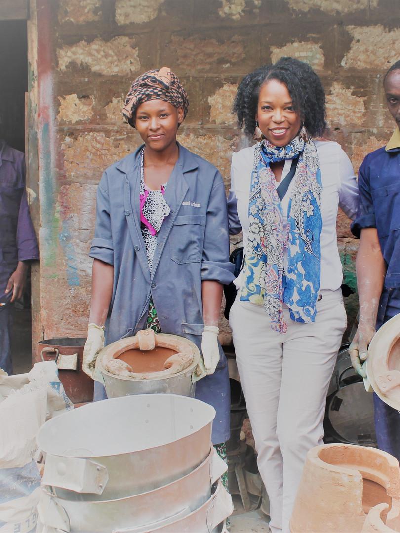 #makethefuture Global Brand Campaign - Storymaking in  Kenya