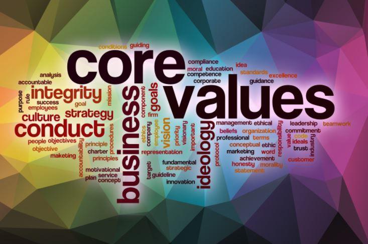 The Core Values REBIRTH
