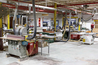 Wood Products Unlimited plant inside