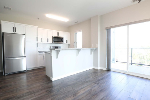 Custom work, kitchen overview by Wood Products Unlimited