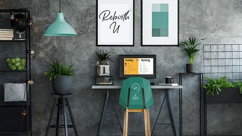 Rebirth U BLACK  green desk photo.jpg