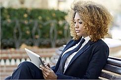 Woman Power broker in a tie.JPG