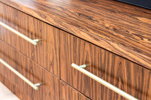 Custom furniture by Wood Products Unlimited