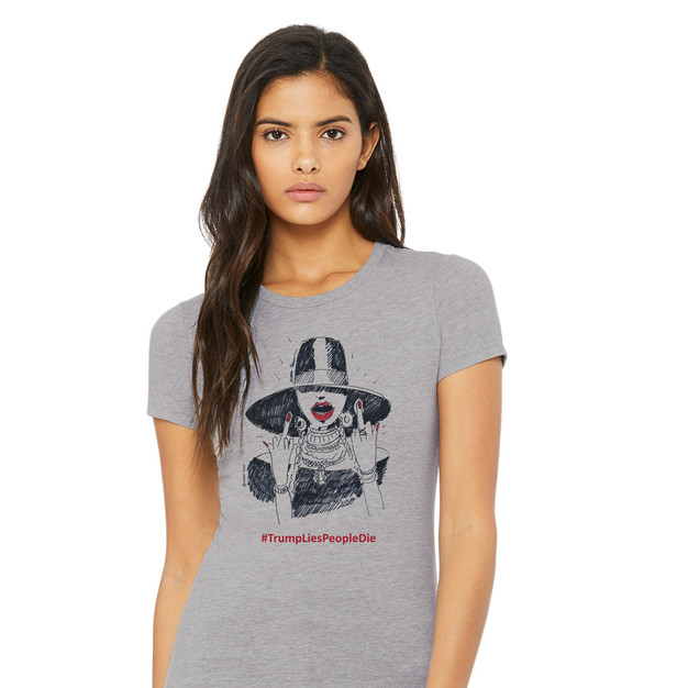 Staw Woke T-Shirt