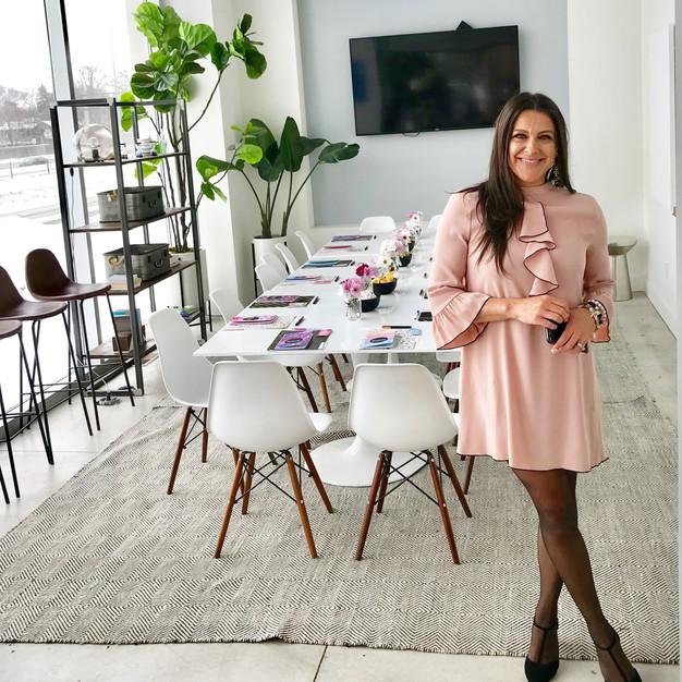 Jasna Burza at MordernWell Co. Mpls