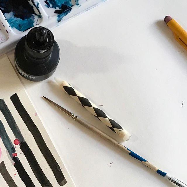 An illustrators life...