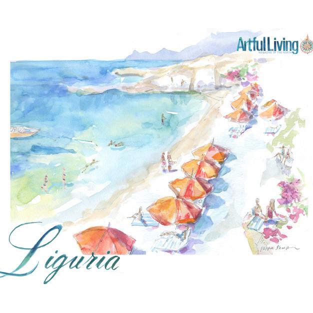 Azure Water of Liguria
