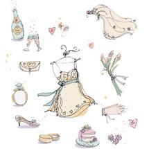 Bridal Icons