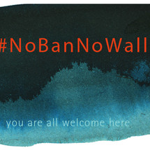 #NoBanNoWall