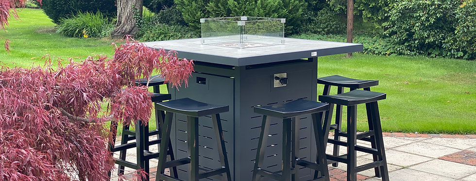 Chambrey Fire Table