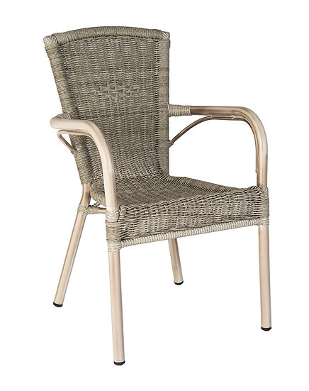 Bordeaux Stacking Arm Chair
