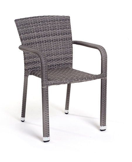 Havana Stacking Arm Chair