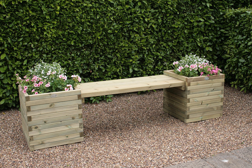 Kendal Planter Bench