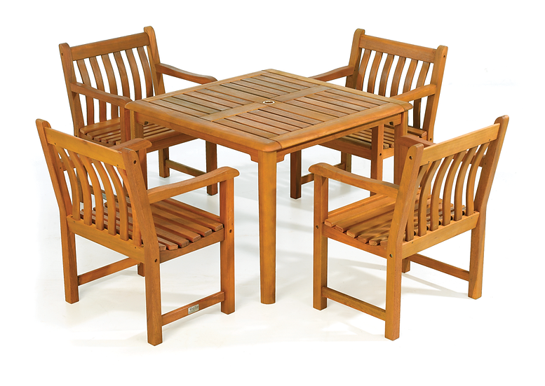 Broadfield Square Table and Chair Set