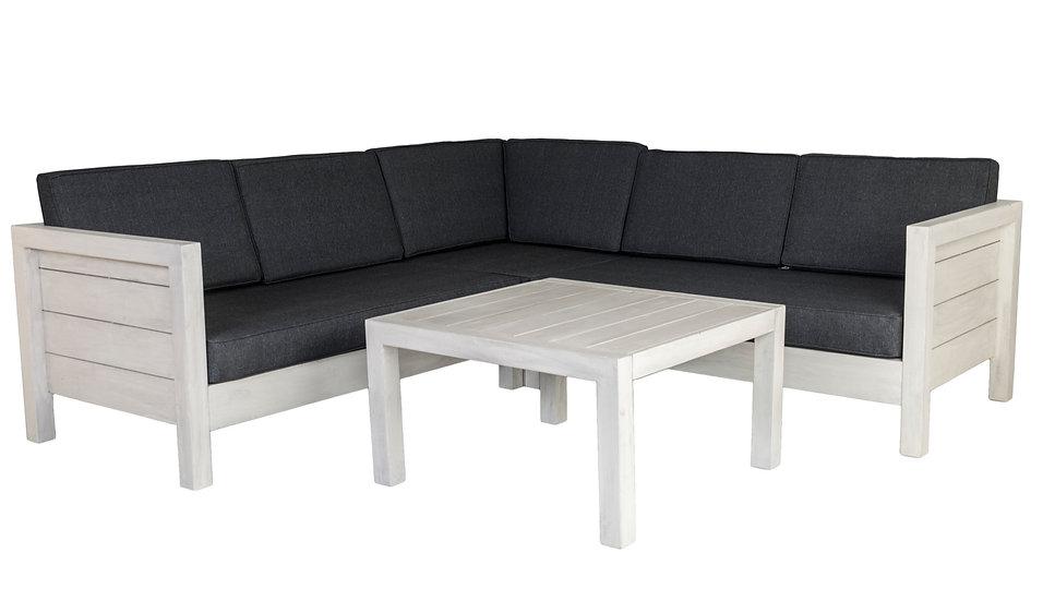 Santorini Corner Sofa Set