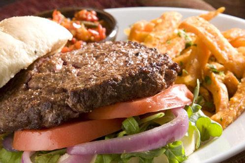 Black Angus Beef® burger