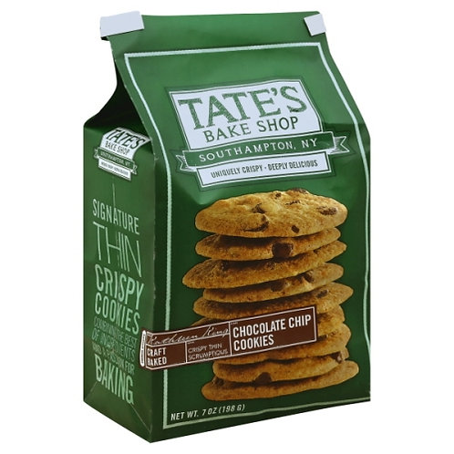 Tates Cookie Chocolate Chip Cookie