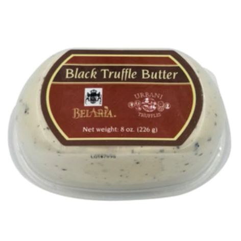Bel Aria Black Truffle Butter 8oz