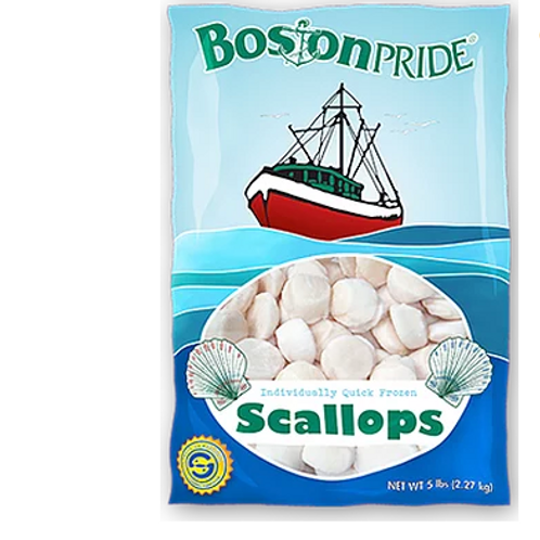 Frozen Sea Scallops