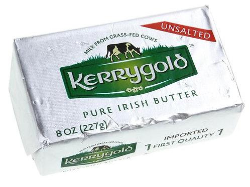 Kerrygold Unsalted Irish Butter Foil, 8 oz