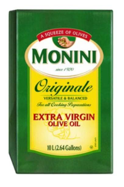 Monini Italian Extra Virgin Olive Oil per Case