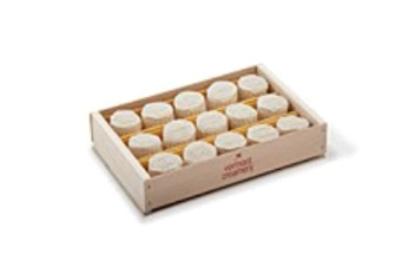 Vermont Creamery Bijou Retail Goat Cheese per case