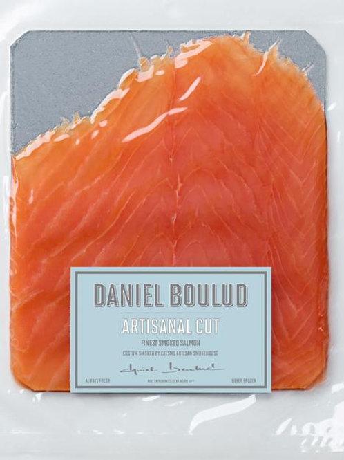 Daniel Boulud Artisanal Cut Smoked Salmon, 8 oz