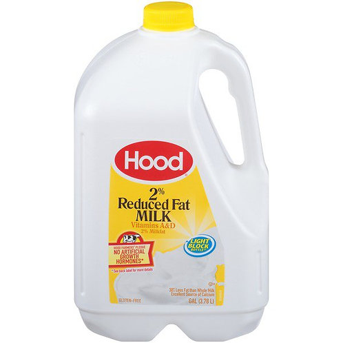 Hood Two Percent 1 Gallon