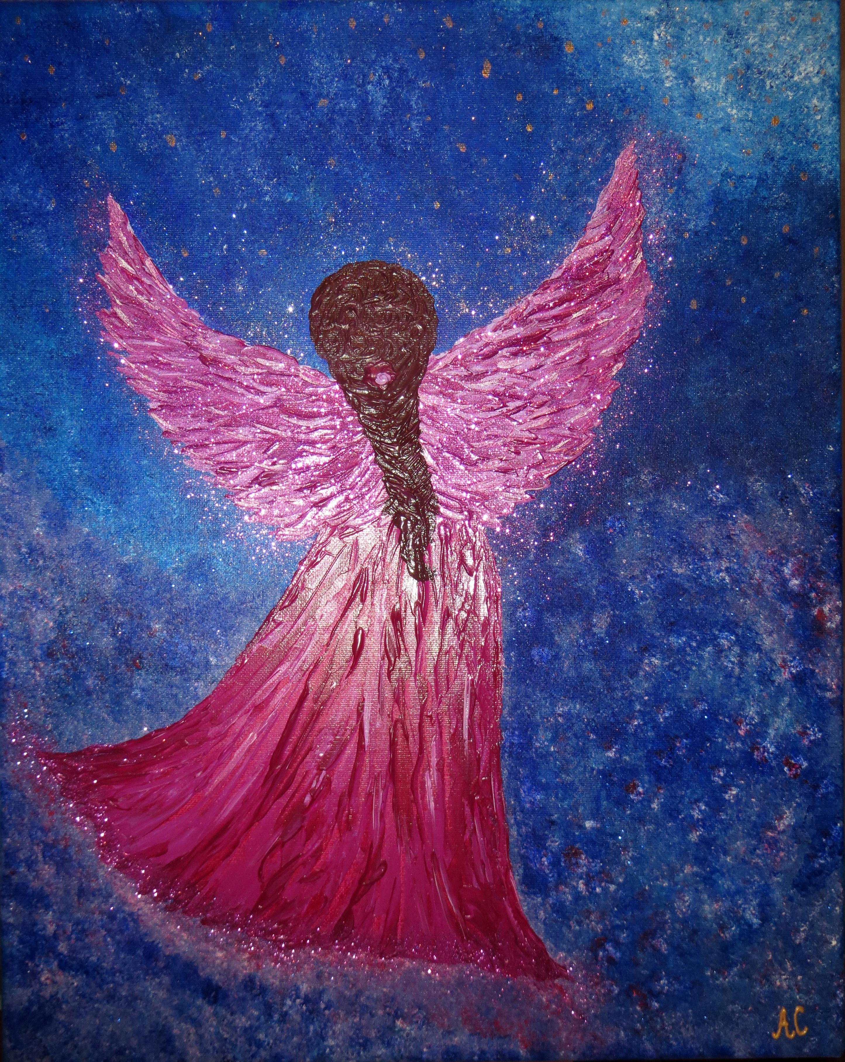 L'Ange scintillant