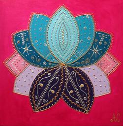 La Fleur de Lotus sacrée