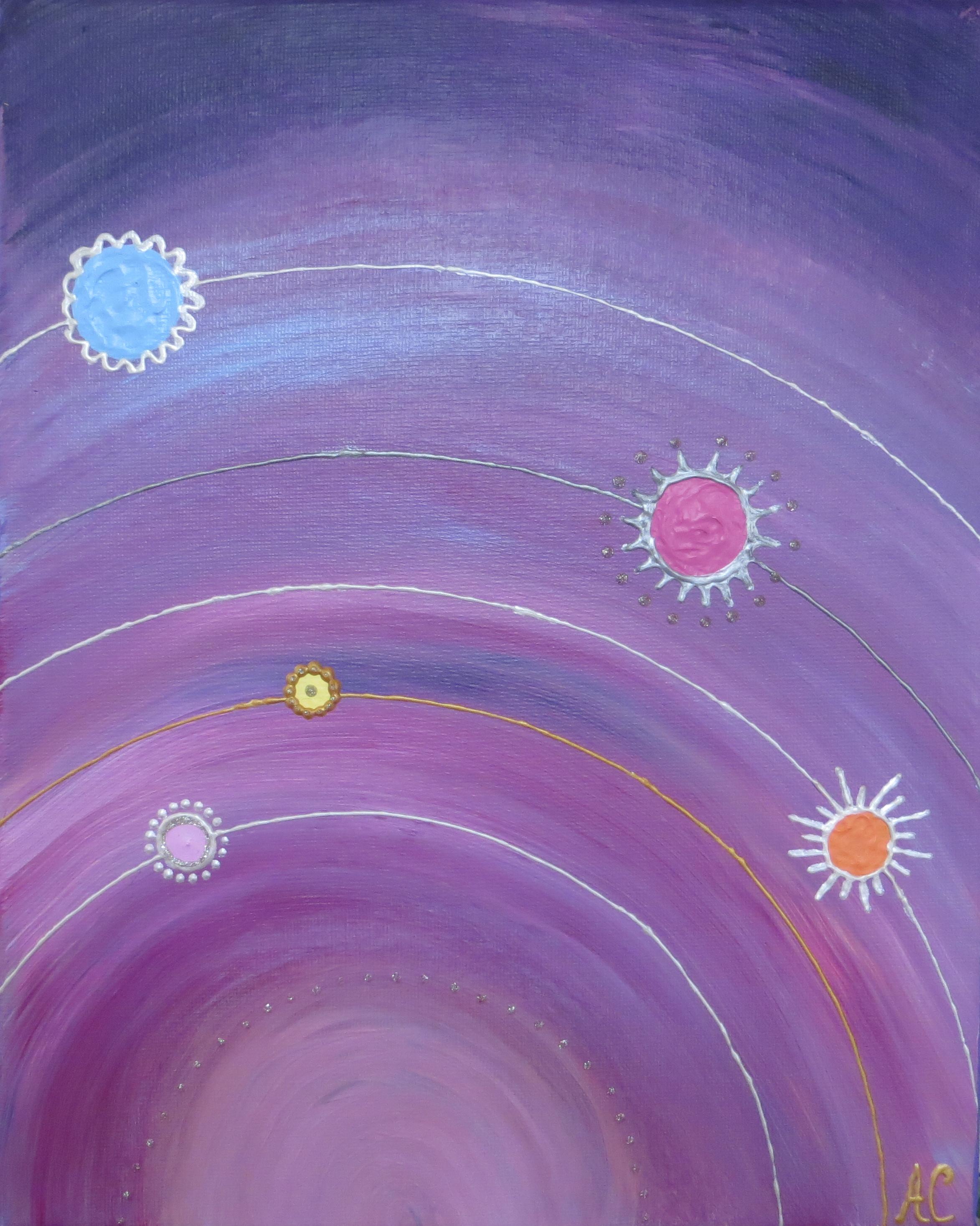L'Univers sur Orbite