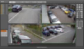 Connexion Web Serveur Caméras Full HD