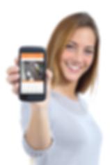 Application Vidéosurveillance pour Smartphone