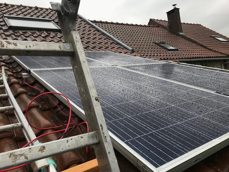 Coddens Electric - autonome (off-grid) zonnepanelen