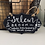 Thumbnail: Personalised Salem Broom co Sign