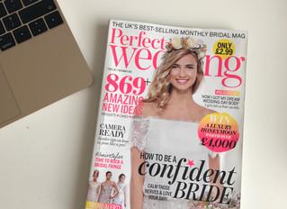 Double Perfect Wedding Magazine Feature