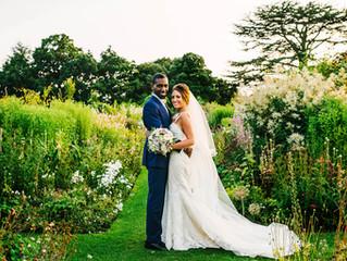 Lydia and Nathan Real Wedding