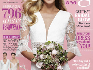 Perfect Wedding Magazine Double Feature - January 2017