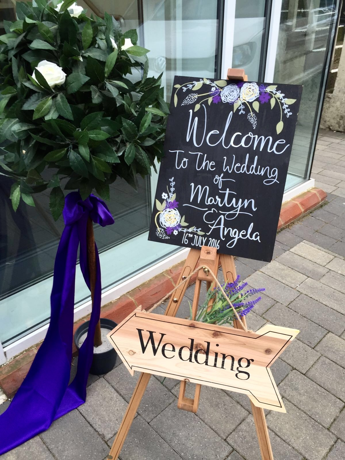 Wedding Welcome