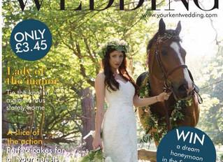 Your Kent Wedding Magazine Feature