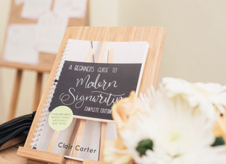 Introduction to The Beginners Guide to Modern Signwriting Book